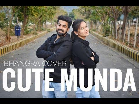Bhangra on Cute Munda | Sharry Mann | Parmish Verma | Couple Bhangra