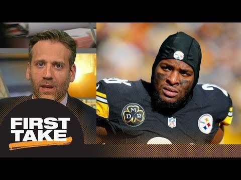 Max Kellerman heated over Le'Veon Bell 'not being paid what he's worth' | First Take | ESPN