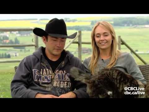 Inside Heartland Star Amber Marshall's Wedding Pt. 1   CBC Connects