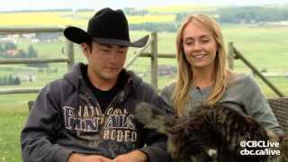 Inside Heartland Star Amber Marshall