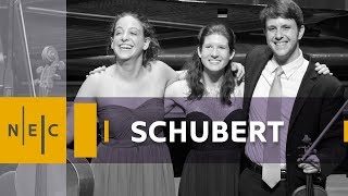 Schubert: Piano Trio in E-flat major, Op. 100