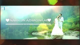Naan Un Azhaginilae | Instrumental | Flute | Thiru Creations