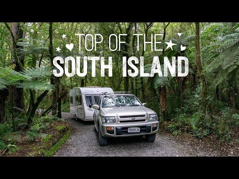 3 Different Campgrounds | South Island, New Zealand