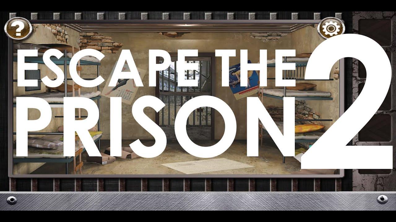 Escape The Prison Room Level 2 Solution Walkthrough