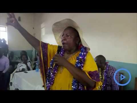 Oil revenue should not be capped says Turkana Woman representative