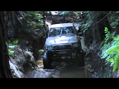 Hmong Off Road Fordyce Trail 2011