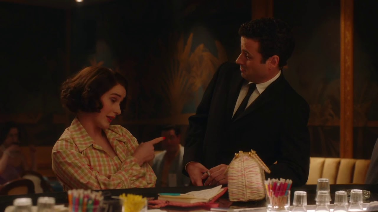 Download The Marvelous Mrs. Maisel - Midge and Lenny meet in Florida
