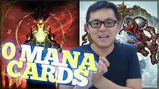 Amaz Talks 2: Should 0 Mana Cards Be Removed From Hearthstone?