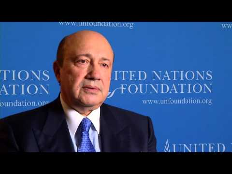Igor Ivanov: What advice do you have for young people?