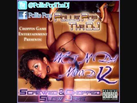 Chris Brown - No Bullshit (Screwed & Chopped by Pollie Pop)