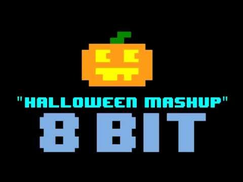 Halloween Mashup (8 Bit Remix Cover Version) [Tribute to Halloween] - 8 Bit Universe