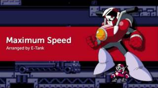 Maximum Speed (Mega Man 10 - Nitro Man)