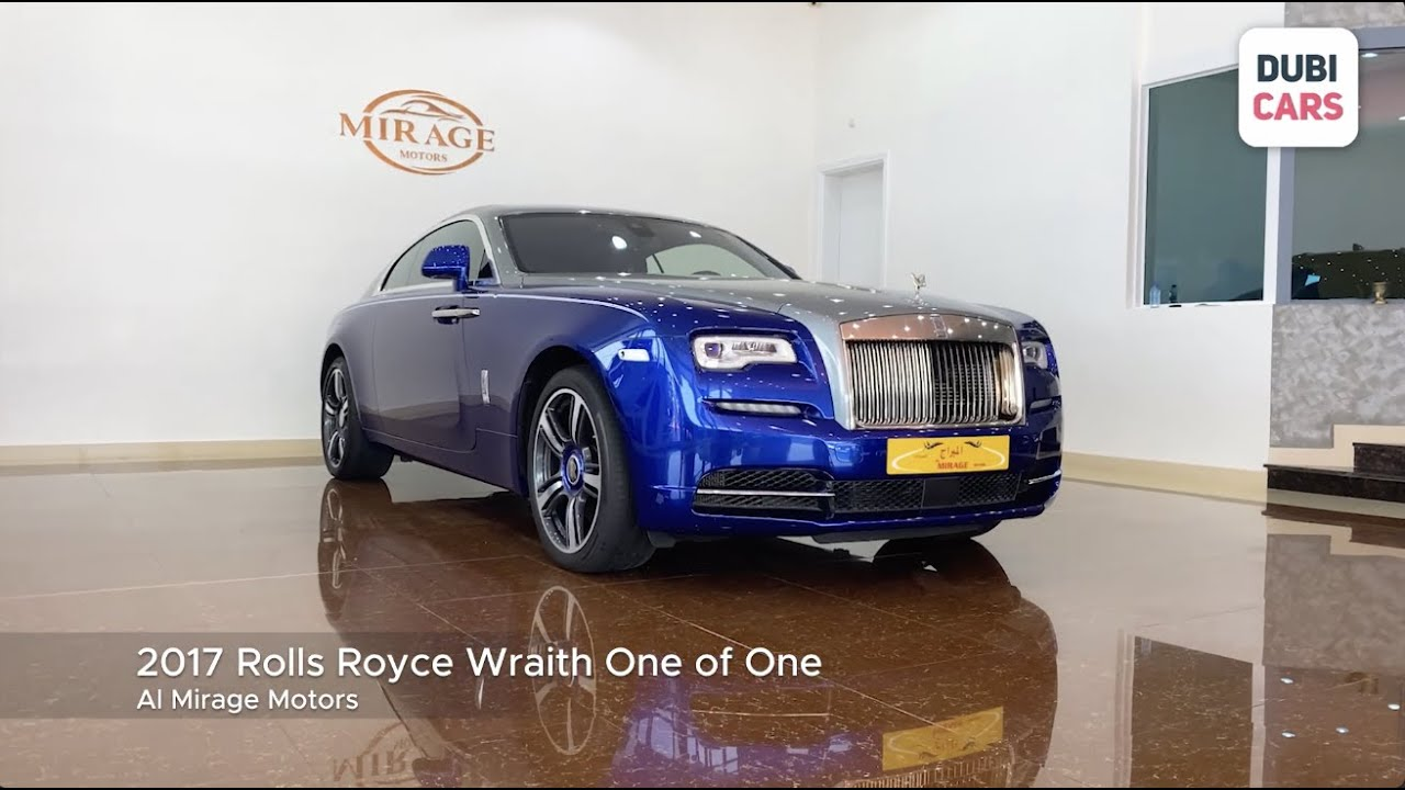 Download 2017 Rolls-Royce Wraith One of One