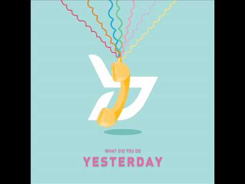 Block B (블락비) - YESTERDAY [MP3 Audio]
