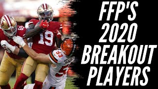 Fantasy Football Breakout Players 2020 (TIMESTAMPS)