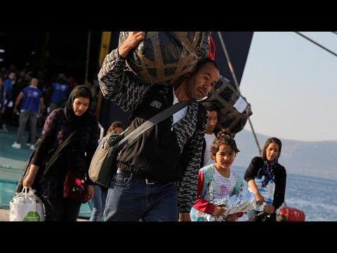 Migranten: Moria? Nichts