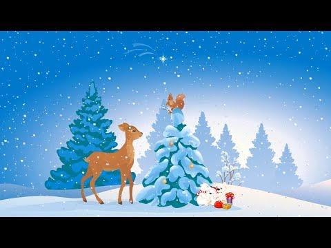 "Christmas music, Instrumental Christmas music ""Christmas Winter Woods"" by Tim Janis"