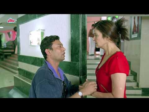 Irfan Khan Romances Old Lady | Suhasini Mulay - Bollywood Movie Scene | Yun Hota Toh Kya Hota