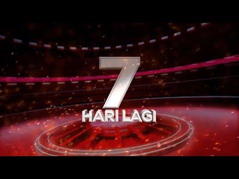 7 HARI LAGI! Piala Presiden 2019 akan Segera Dimulai! - 2 Maret 2019