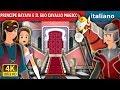 PRINCIPE BAYAYA E IL SUO CAVALLO MAGICO | Storie Per Bambini | Fiabe Italiane