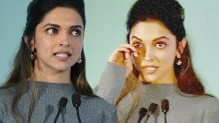 Deepika Padukone Cried On Stage While Talking About Depression
