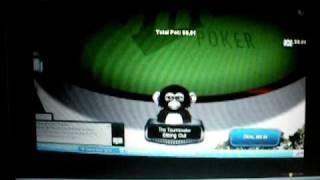 Fulltilt Poker:  Quad Qs Three Different Video Speeds