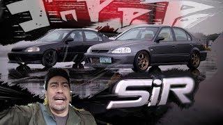 2000 Honda Civic SiR