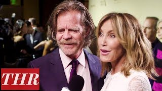 "William H. Macy & Felicity Huffman ""When You Get Older Bread & Cheese Become Cocaine"" 
