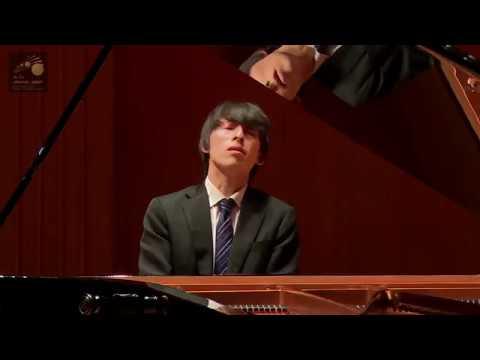 Takashi YASUNAMI - The 1st Shigeru Kawai International Piano Competition (SKIPC) | 安並 貴史