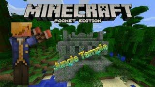 Cara menemukan Temple dengan cepat di Minecraft PE#18