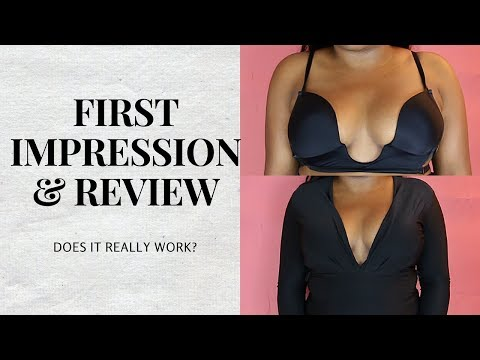 COCONUT GROVE BRA ACCESSORY TRY ON REVIEW & FIRST IMPRESSION | SIMPLY CHIC