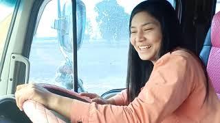 นั่งรถสาวรักแอร์เย็นสบาย Dump trucks