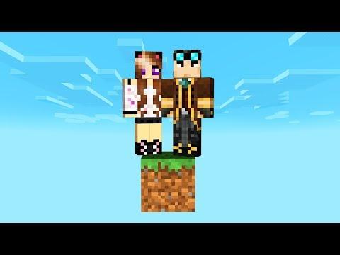 Giocare a Minecraft con SOLO 1 BLOCCO!