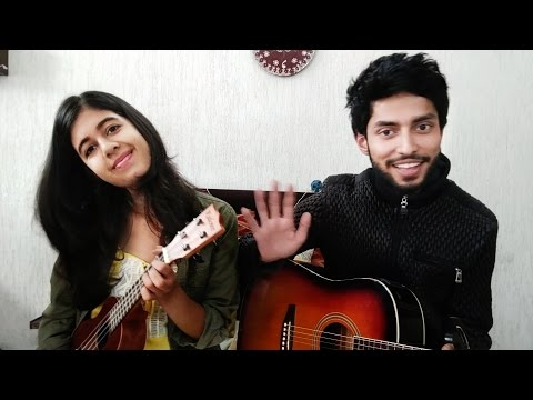 Ft. Sejal Kumar & Amaan Shah Singing | Shaam | Woh Dekhne Mein | Unplugged With Heartbeats on Guitar