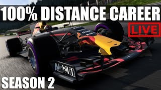 F1 2017 - 100% Distance Career Mode | Round 5: Catalunya