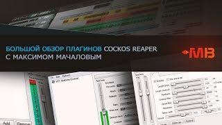 Большой обзор плагинов Cockos Reaper [М.Мачалов]