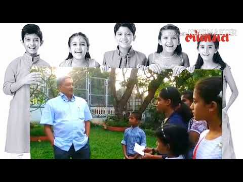 Goa CM Manohar Parrikar died at the age of 63 | Watch his love for children.. Mp3