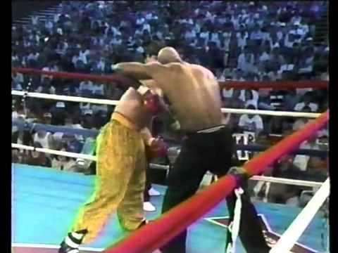 Kickboxing:  Dennis 'The Terminator' Alexio vs Jerry Rhome 1991 Part 2