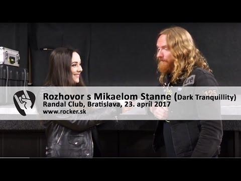 Interview with Mikael Stanne (Dark Tranquillity)