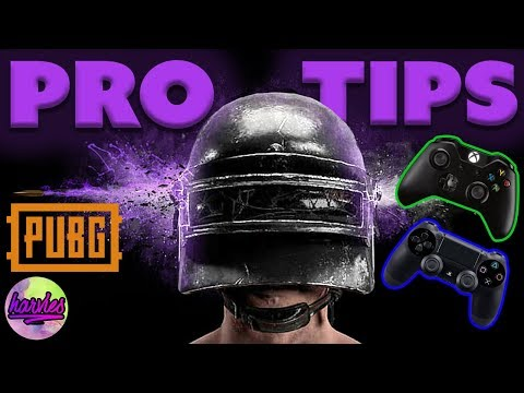 PUBG Xbox / PS4 Top Tips - 10 more pro tips to help you get better at PUBG!