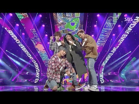 WINNER - 'EVERYDAY' 0422 SBS Inkigayo