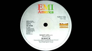 Kwick - Nightlife 12'' (1981)