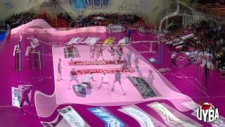19/12/15 Highlights Unendo Yamamay Busto Arsizio - Club Italia