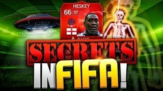TOP FIFA SECRETS YOU DIDN'T KNOW!