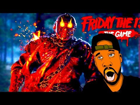 FRIDAY THE 13TH WE BACK