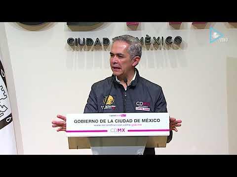 """Miguel Ángel Mancera critica """"destape"""" de Meade"""
