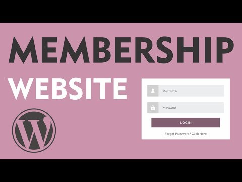 How to make a Membership Website with WordPress 2017 - Accept Payments