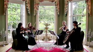 The Blue Danube (Strauss) Wedding String Quartet