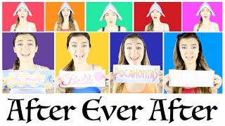 Repeat youtube video After Ever After (Jon Cozart cover)- Malinda Kathleen Reese