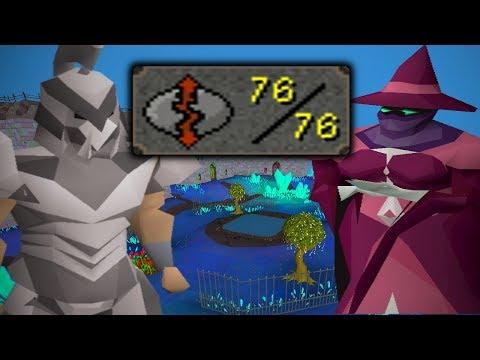 60 hours of Runecrafting (UIM #65)